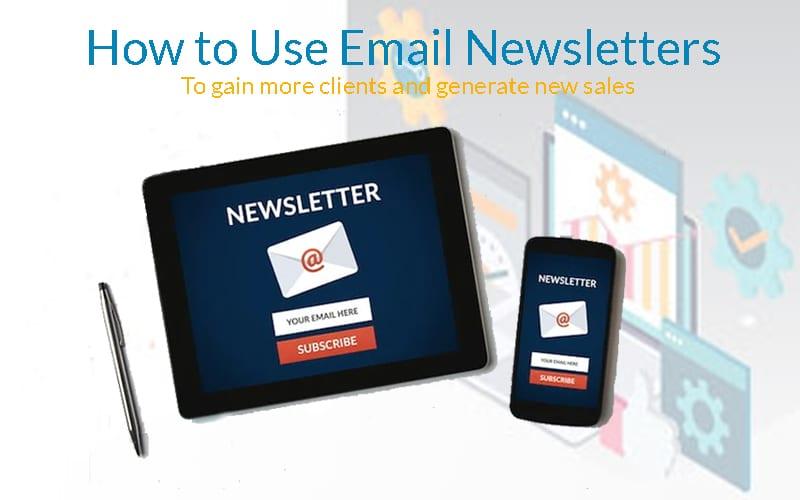 Email Newsletters, seoagency, localseoservice, localseocompanies
